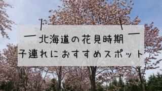 北海道花見時期